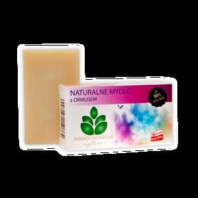 100% ROŚLINNE naturalne mydło z ORMUSEM (ORME)